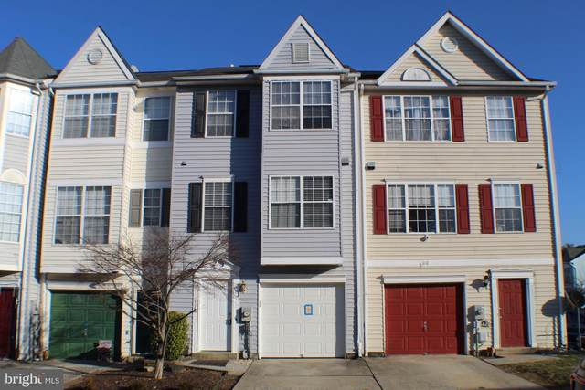 102 Princetown Drive 5D, FREDERICK, MD 21702 (#MDFR276580) :: Pearson Smith Realty