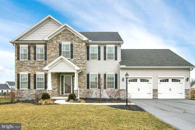 363 Fort Stewart Drive, HARRISBURG, PA 17112 (#PADA129384) :: Ramus Realty Group