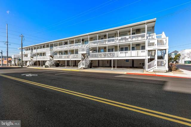 14 123RD Street #5, OCEAN CITY, MD 21842 (#MDWO119534) :: The Redux Group