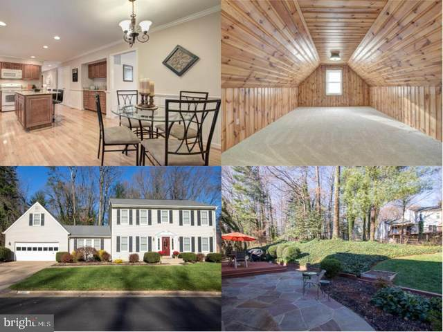 5912 Oakland Park Drive, BURKE, VA 22015 (#VAFX1176312) :: SURE Sales Group