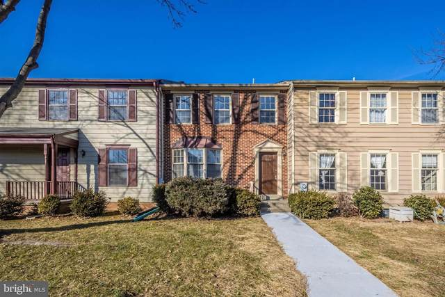 7803 River Run Court, FREDERICK, MD 21701 (#MDFR276586) :: Bruce & Tanya and Associates