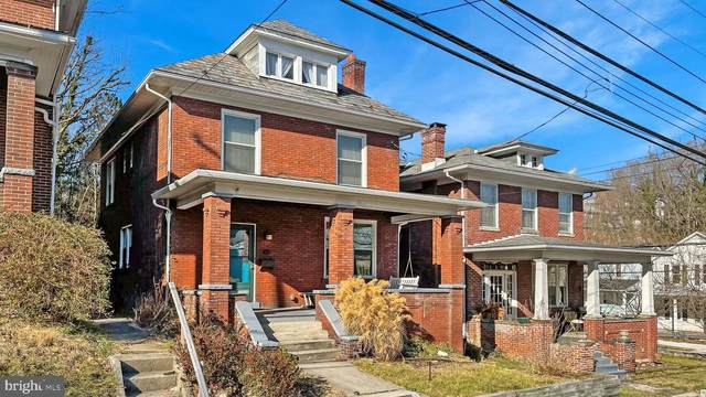 18 N Allegany Street, CUMBERLAND, MD 21502 (#MDAL136086) :: The Redux Group