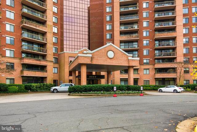 2230 George C Marshall Drive #516, FALLS CHURCH, VA 22043 (#VAFX1176352) :: Arlington Realty, Inc.