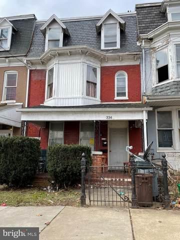 334 N Beaver Street, YORK, PA 17401 (#PAYK151600) :: The Joy Daniels Real Estate Group