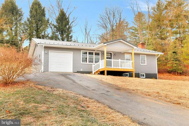 4528 Reels Mill Road, FREDERICK, MD 21704 (#MDFR276598) :: ExecuHome Realty
