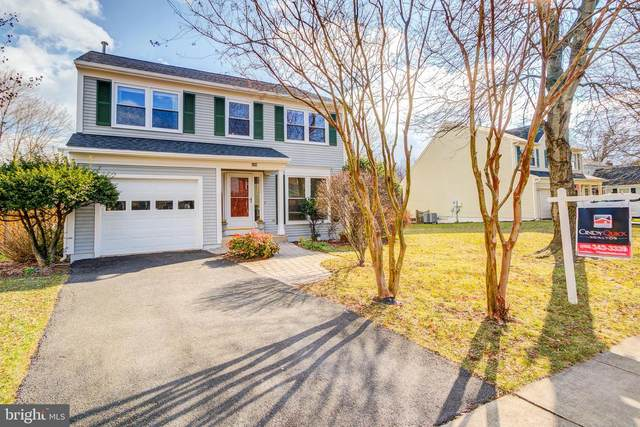 832 Balls Bluff Road NE, LEESBURG, VA 20176 (#VALO429056) :: The Piano Home Group