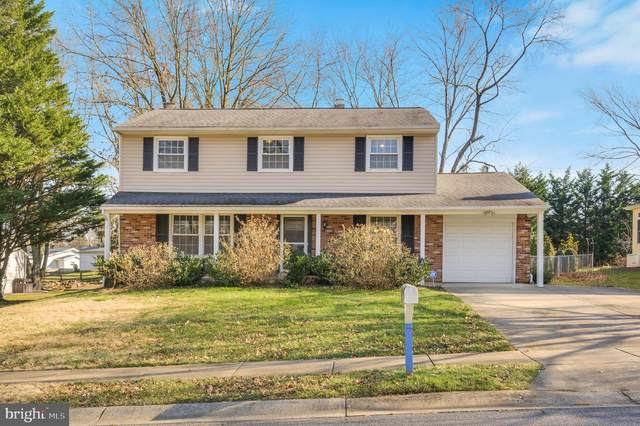 2218 Regal Drive, WILMINGTON, DE 19810 (#DENC519450) :: CoastLine Realty