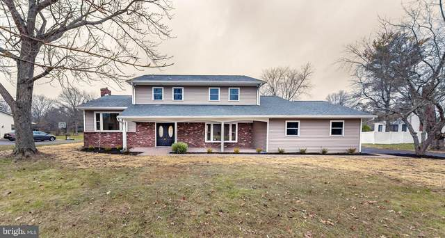 15 Lake Shore Drive, PRINCETON JUNCTION, NJ 08550 (#NJME306810) :: Holloway Real Estate Group