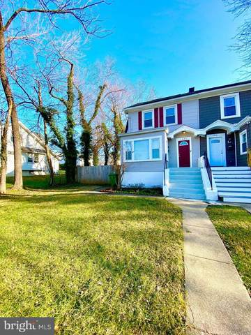 5903 Greenhill Avenue, BALTIMORE, MD 21206 (#MDBA537110) :: The Dailey Group