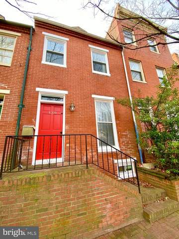 139 W Hill Street, BALTIMORE, MD 21230 (#MDBA537112) :: The Dailey Group