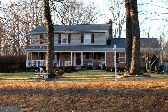 8320 Morningside Drive, MANASSAS, VA 20112 (#VAPW513154) :: The Redux Group
