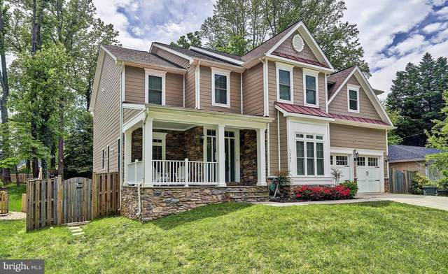 1205 Cottage Street SW, VIENNA, VA 22180 (#VAFX1176378) :: Advon Group