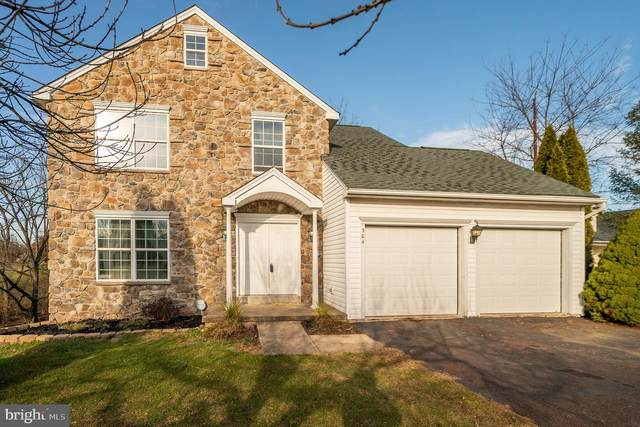 304 Sherwood Ct N, SOUDERTON, PA 18964 (#PAMC680452) :: The Lux Living Group