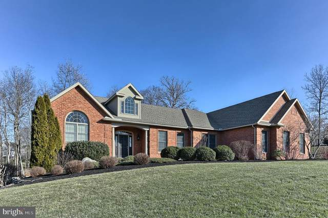 24 Harpers Ferry Way, MECHANICSBURG, PA 17050 (#PACB131376) :: The Joy Daniels Real Estate Group