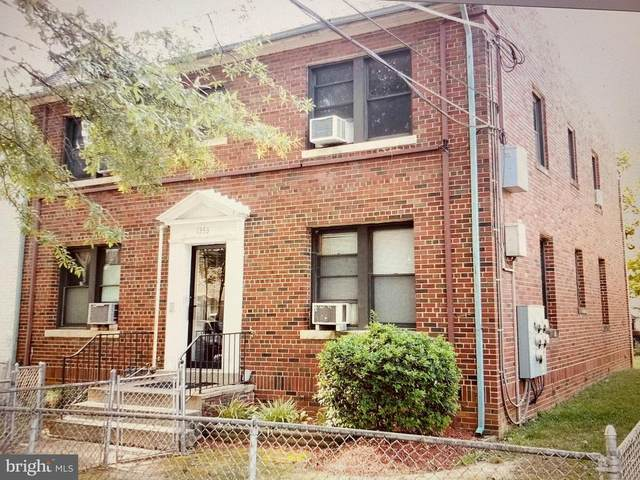 1353 Nicholson Street NW, WASHINGTON, DC 20011 (#DCDC504172) :: CENTURY 21 Core Partners