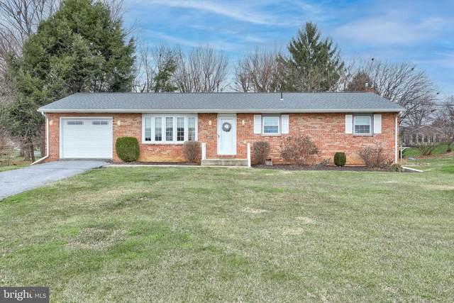 1280 W Lisburn Road, MECHANICSBURG, PA 17055 (#PACB131380) :: The Joy Daniels Real Estate Group