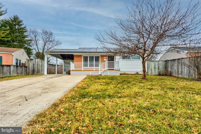 17706 Winterberry Road, HAGERSTOWN, MD 21740 (#MDWA177242) :: The Dailey Group