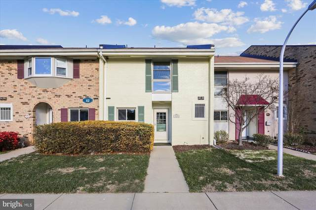 3458 Chiswick Court 42-E, SILVER SPRING, MD 20906 (#MDMC741256) :: Network Realty Group