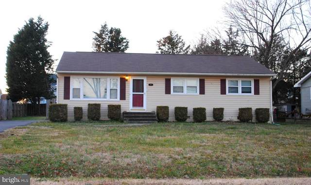 911 Eastern View Drive, FREDERICKSBURG, VA 22405 (#VAST228558) :: The Daniel Register Group