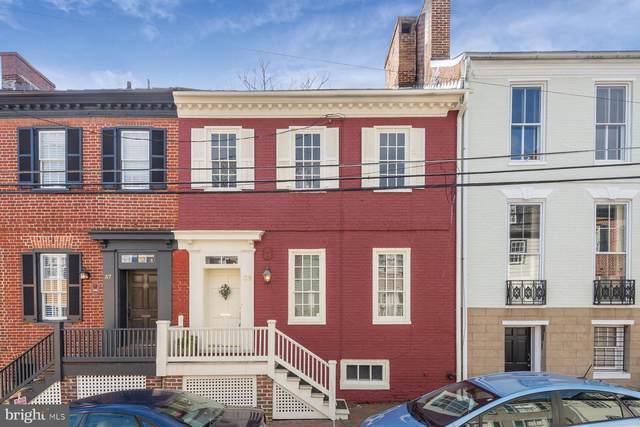 39 Cornhill Street, ANNAPOLIS, MD 21401 (#MDAA457002) :: John Lesniewski | RE/MAX United Real Estate