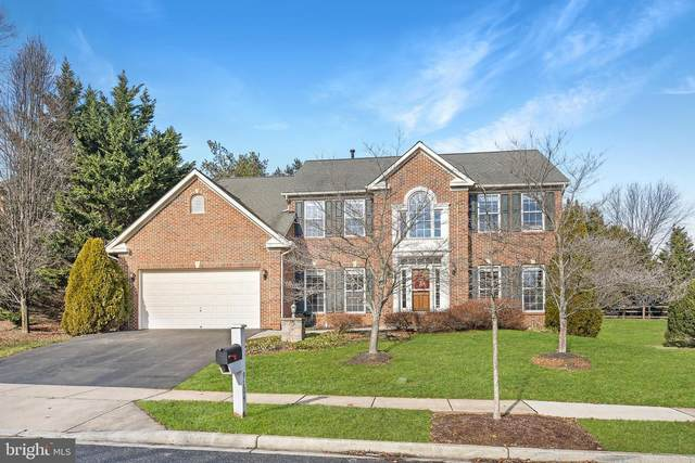 9104 Hendry Terrace, FREDERICK, MD 21704 (#MDFR276622) :: The MD Home Team