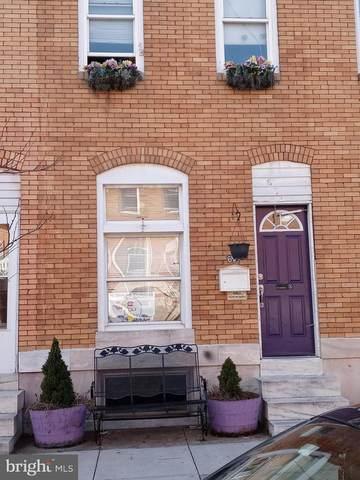 636 S Macon Street, BALTIMORE, MD 21224 (#MDBA537150) :: Fairfax Realty of Tysons