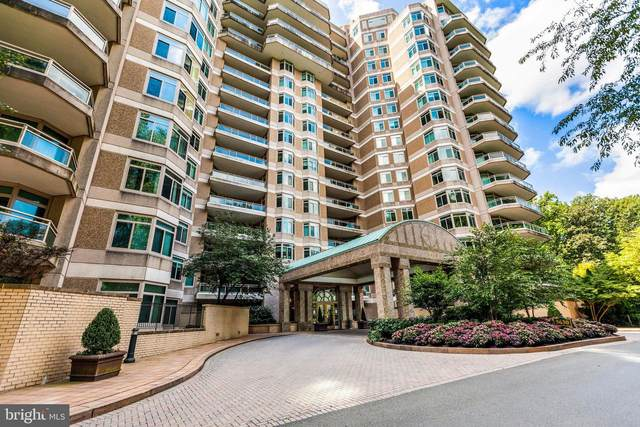 5630 Wisconsin Avenue #405, CHEVY CHASE, MD 20815 (#MDMC741272) :: Fairfax Realty of Tysons