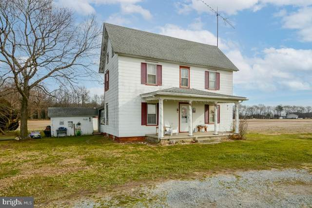 321 Greenville Road, HARRINGTON, DE 19952 (#DEKT245816) :: Atlantic Shores Sotheby's International Realty