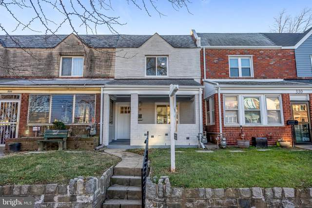 328 34TH Place NE, WASHINGTON, DC 20019 (#DCDC504218) :: The Licata Group/Keller Williams Realty