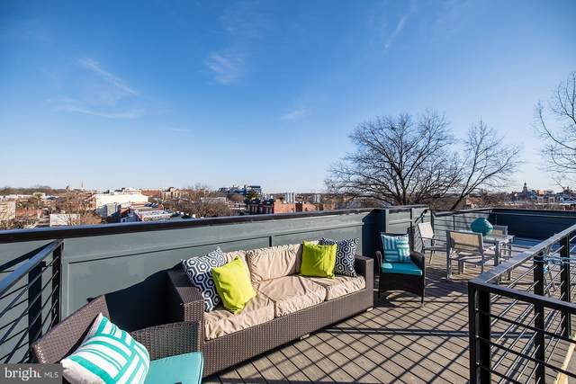 637 Irving Street NW Ph2, WASHINGTON, DC 20010 (#DCDC504258) :: Network Realty Group
