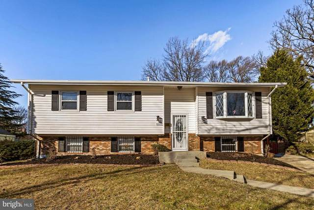 8802 Groton Court, LANHAM, MD 20706 (#MDPG594096) :: John Lesniewski | RE/MAX United Real Estate