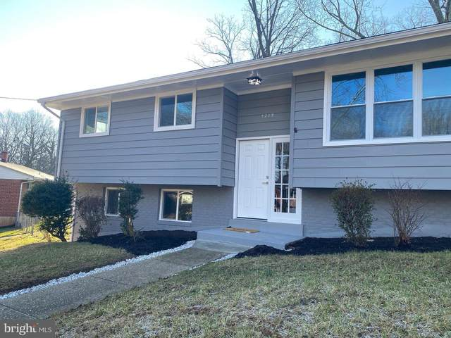 9209 Rolling View Drive, LANHAM, MD 20706 (#MDPG594102) :: John Lesniewski | RE/MAX United Real Estate