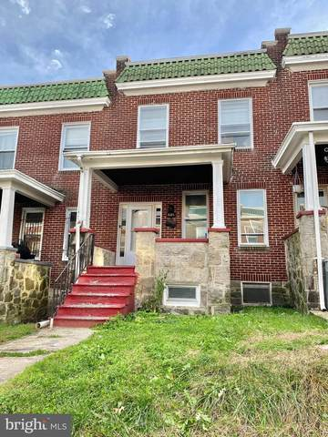 541 Chateau Avenue, BALTIMORE, MD 21212 (#MDBA537168) :: The Putnam Group