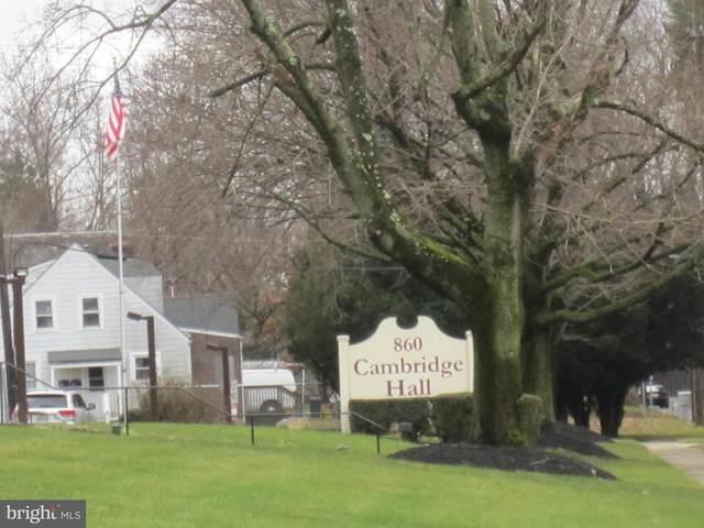 860 Lower Ferry Road 1J, EWING, NJ 08628 (#NJME306836) :: Linda Dale Real Estate Experts