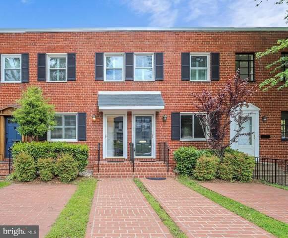 811 Jefferson Street, ALEXANDRIA, VA 22314 (#VAAX255142) :: Dart Homes