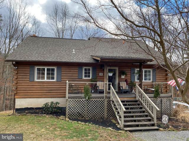 190 Log Cabin Lane, BERKELEY SPRINGS, WV 25411 (#WVMO117948) :: AJ Team Realty