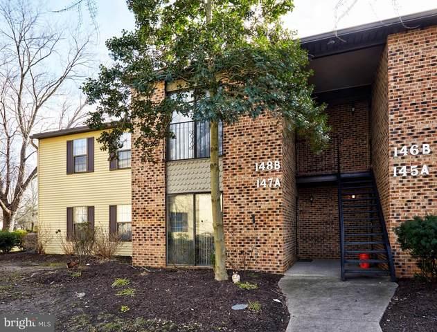 147-A Birchfield Court, MOUNT LAUREL, NJ 08054 (#NJBL389890) :: Holloway Real Estate Group