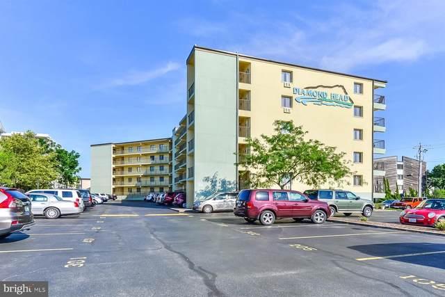 2 80TH Street #410, OCEAN CITY, MD 21842 (#MDWO119570) :: Bright Home Group