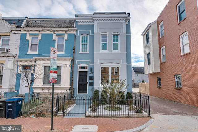 328 Elm Street NW, WASHINGTON, DC 20001 (#DCDC504290) :: Dart Homes
