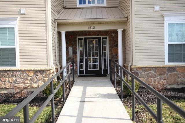 1512 Moore Street 1G #203, BRISTOL, PA 19007 (#PABU519014) :: ExecuHome Realty