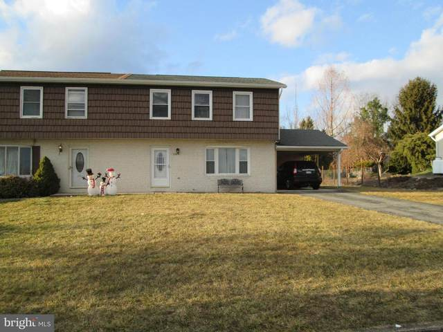 208 Faith Circle, CARLISLE, PA 17013 (#PACB131400) :: The Joy Daniels Real Estate Group