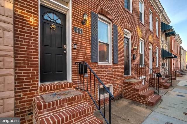 1712 Patapsco Street, BALTIMORE, MD 21230 (#MDBA537192) :: The Miller Team