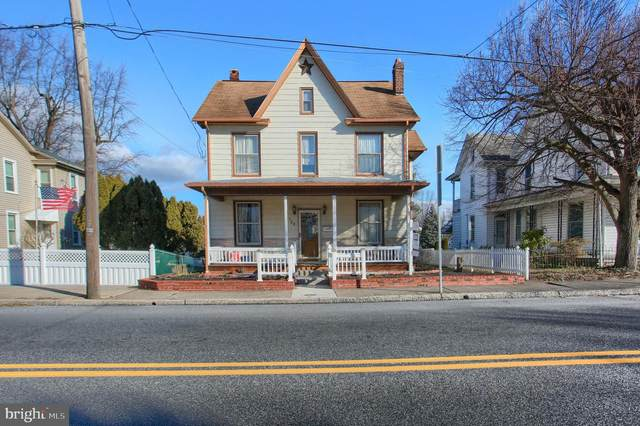 129 S Hanover Street, HUMMELSTOWN, PA 17036 (#PADA129408) :: The Joy Daniels Real Estate Group