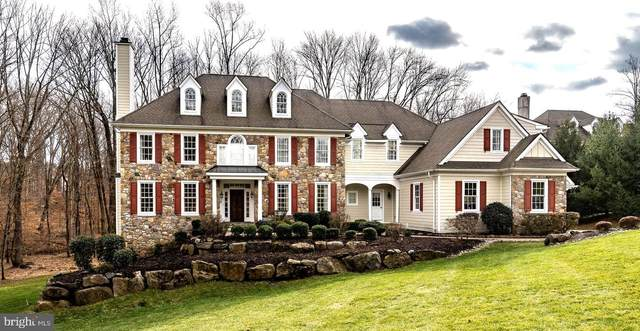 1001 Brick House Farm Lane, NEWTOWN SQUARE, PA 19073 (#PADE538034) :: The Matt Lenza Real Estate Team