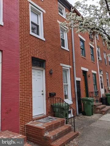 110 S Poppleton Street, BALTIMORE, MD 21201 (#MDBA537200) :: Fairfax Realty of Tysons
