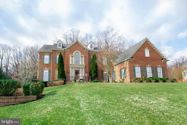 1009 Monaghan Court, LUTHERVILLE TIMONIUM, MD 21093 (#MDBC517744) :: ExecuHome Realty