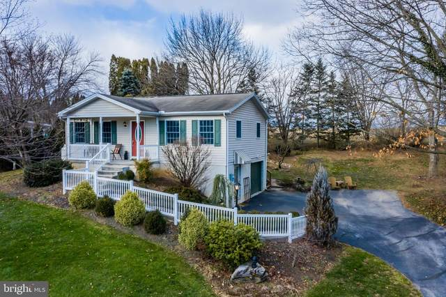 213 Hilltop Road, BOILING SPRINGS, PA 17007 (#PACB131402) :: The Craig Hartranft Team, Berkshire Hathaway Homesale Realty