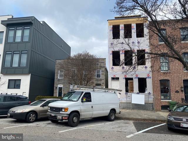 3028 Elliott Street, BALTIMORE, MD 21224 (#MDBA537202) :: Arlington Realty, Inc.