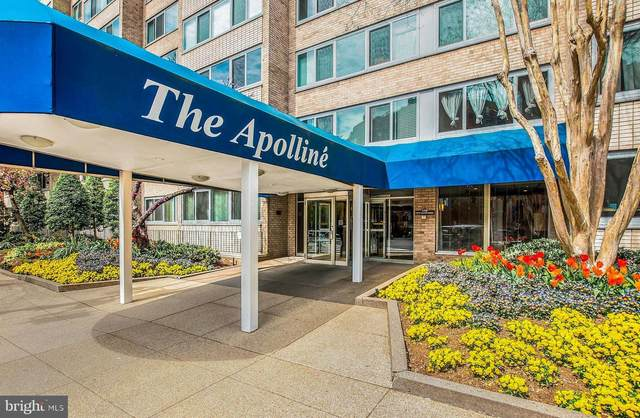 1330 New Hampshire Avenue NW #212, WASHINGTON, DC 20036 (#DCDC504310) :: Network Realty Group