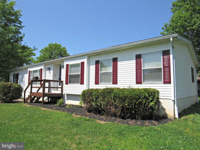 228 W 8TH Street, RED HILL, PA 18076 (#PAMC680566) :: Bob Lucido Team of Keller Williams Integrity